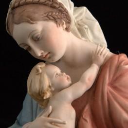 Мадонна с младенцем, Capodimonte, Италия, 1950 гг