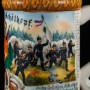 Памятная пивная кружка 121 пехотного полка, 1/2л, Германия, 1900 г