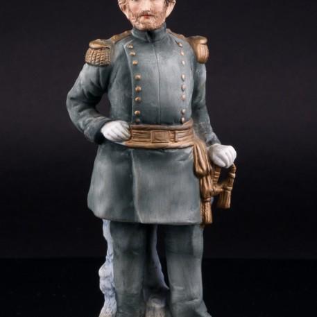 Генерал-майор армии США в форме 1871 года, Lefton, Япония, вт. пол. 20 в