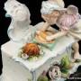 Маленькая фея у плиты, Германия, кон. 19 в