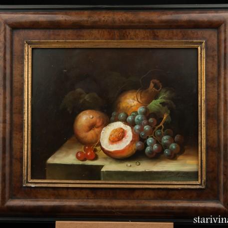 Натюрморт с фруктами, нач. 20 в
