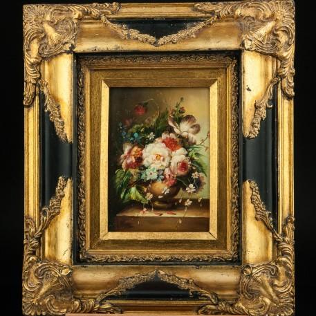 Натюрморт с цветами, нач. 20 в