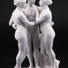 Три грации, Hertwig & Co, Katzhutte, Германия, 1920-30 гг