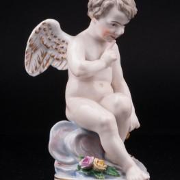 Ангелочек с колчаном стрел, Dressel, Kister & Cie, Германия, 1907-20 гг