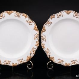 Две тарелки, Meissen, Германия, вт. пол. 20 в