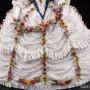 Дама с гирляндой в кружевном платье, Volkstedt, Германия, до 1935 г