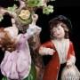 Дети у птичьего гнезда, Scheibe-Alsbach, Германия, вт. пол. 20 в