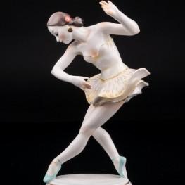 Балерина в пачке, Hutschenreuther, Германия, 1950-60 гг