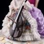 Дама с виолончелью, кружевная, Дрезден, Германия, нач. 20 в