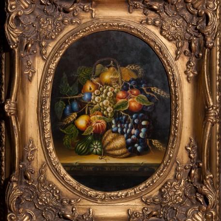 Натюрморт с фруктами, пер. пол. 20 в