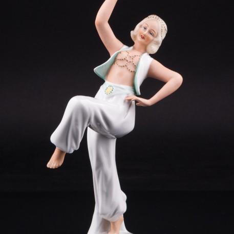 Восточная танцовщица, Schaubach Kunst, Германия, 1926-53 гг
