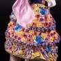 Девушка в цветочном платье, Volkstedt, Германия, вт. пол. 20 в