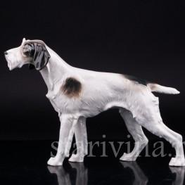 Собака, Metzler & Ortloff, Германия, пер. пол. 20 в