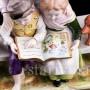 Дети, читающие книжку, Scheibe-Alsbach, Германия, вт. пол. 20 в