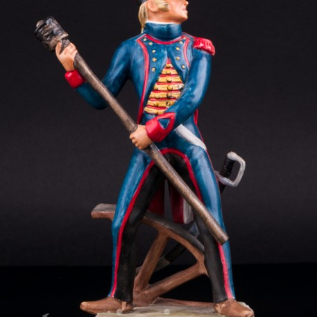 Артиллерист, 1805, Goebel, Германия