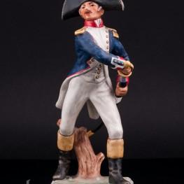 Пехотный офицер, 1812 , Goebel, Германия