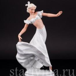 Танцовщица, Германия, сер. 20 в