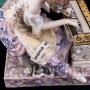 Девушка за клавесином, Volkstedt, Германия, 19 в