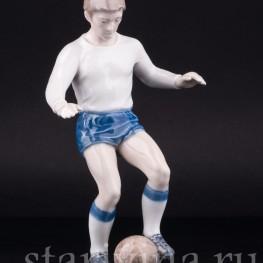 Футболист, Royal Copenhagen, Дания, вт. пол. 20 в