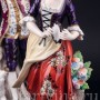 Фигурка из фарфора Танцующая пара с овечками, Sitzendorf, Германия, сер. 20 в.