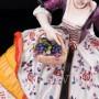 Дама с павлином, Германия, нач. 20 в