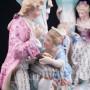 Парные подсвечники Пара с детьми, Richard Eckert & Co, Германия, 19 в