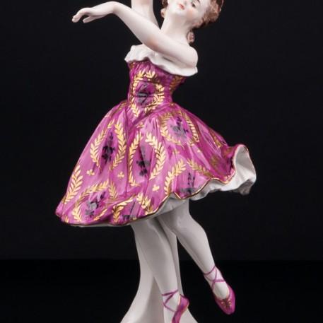 Балерина, Volkstedt, Германия, до 1935 г