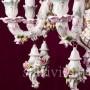 Люстра, 7 рожков, Rudolf Kammer, Германия, вт. пол. 20 в