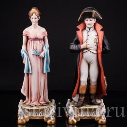 Наполеон и Жозефина, Tiche, Италия,