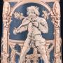 Кружка В таверне, 1/2 л, Villeroy & Boch, Mettlach, Германия, 1895 г