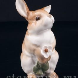 Кролик с цветком, Hutschenreuther, Германия