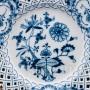 Тарелка с ажурным краем, Meissen, Германия, кон. 19 - нач. 20 вв