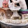 Путти с чайником, аллегория Огня, Meissen, Германия, кон. 19 - нач. 20 вв