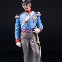 Офицер артиллерии, 1833 г, Дрезден, Германия,