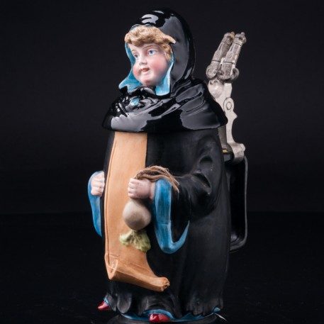 Мюнхенский мальчик, 1/2 л, Martin Pauson, Германия, нач. 20 в