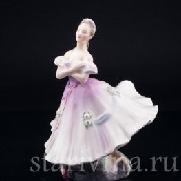 Балерина, Royal Doulton, Великобритания, 1952 г