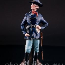 Американский кавалерист, фабрик, Bruno Merli, Италия, сер. 20 в