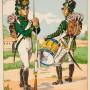 """""""Утренняя заря"""", французский барабанщик, Германия, кон. 19 в"""