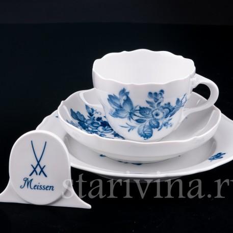 Чайное трио, Meissen, Германия