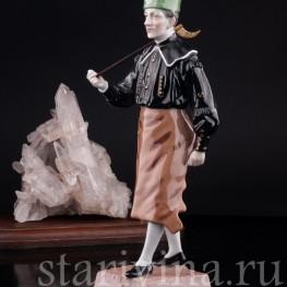 Шахтер в парадном костюме, Carl Thieme, Германия, вт. пол. 20 в
