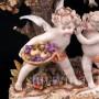 Ангелочки под дубом (Аллегория осени), Volkstedt, Германия, кон. 19 в