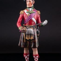 Шотландский гвардеец, Sitzendorf, Германия