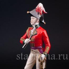 Генерал-лейтенант, 1815, Rudolf Kammer, Германия, вт. пол. 20 в
