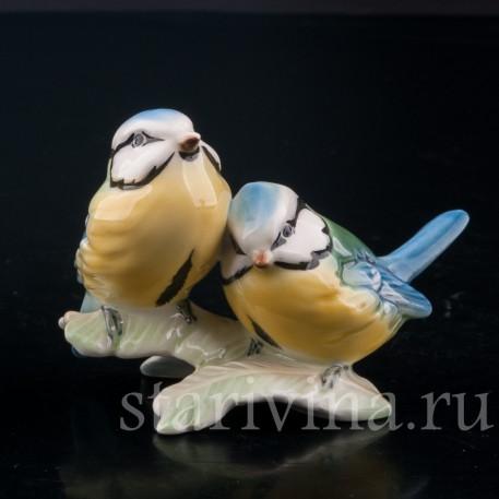 Лазоревки (миниатюра), Goebel, Германия, вт. пол. 20 в