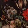 Картина маслом, натюрморт Цветы в корзине, Германия, вт. пол. 20 в.