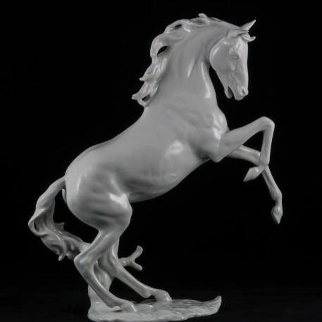 Вздыбленная лошадь, Alk, Alka Kaiser, Германия, 1950-60 гг