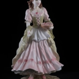 Королева мая (The Queen of the May), Royal Worcester, Великобритания, 1992 г