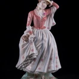 Праздничное платье (Sunday Best), Royal Worcester, Великобритания, 1993 г