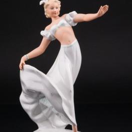 Танцовщица, Schaubach Kunst, Германия, 1926-53 гг