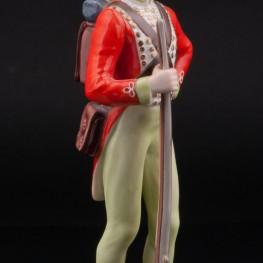 Рядовой 87-го пехотного полка, 1793, Rudolf Kammer, Германия